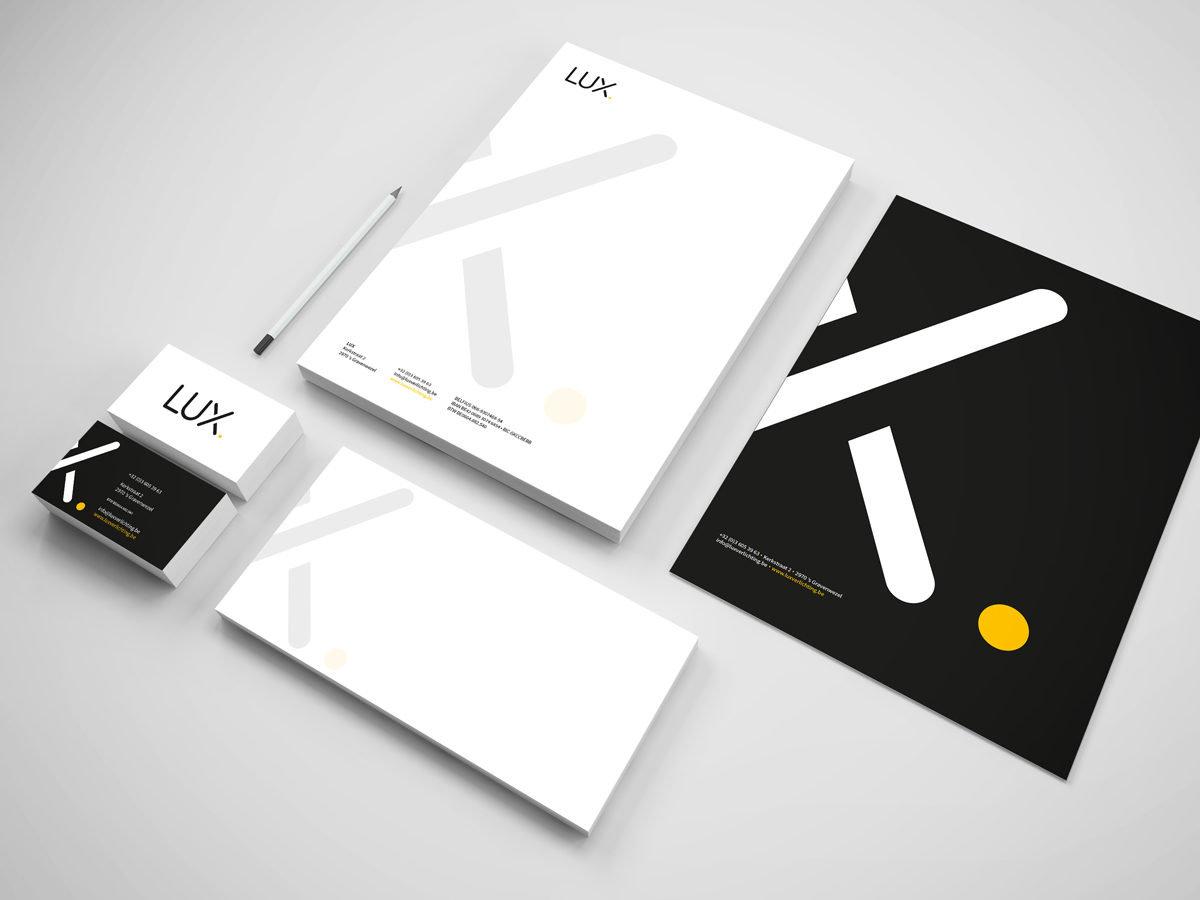 Logo & Huisstijl lux