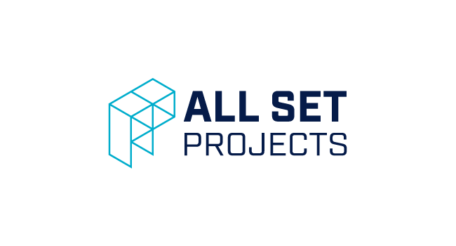 Logo All Set Projects