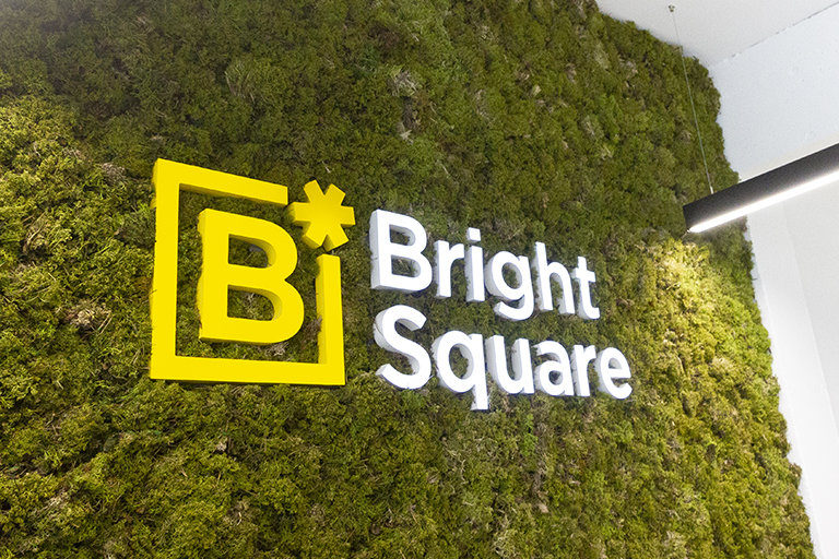 Bright Square - Branding & Marketing Agency - Logo