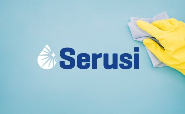 Serusi - Branding, logo & huisstijl, webdesign